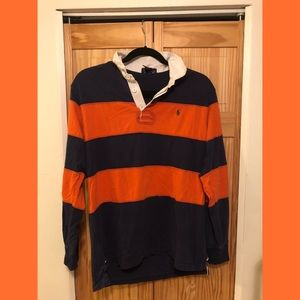 Polo by Ralph Lauren Tops - ⬇️Vintage Ralph Lauren Striped Polo Long Sleeve
